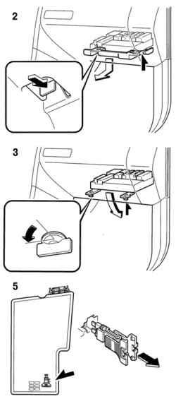 Инструкция как найти и заменить предохранители в авто - мазда 3. Схема - Как найти и открыть внутренний блок...