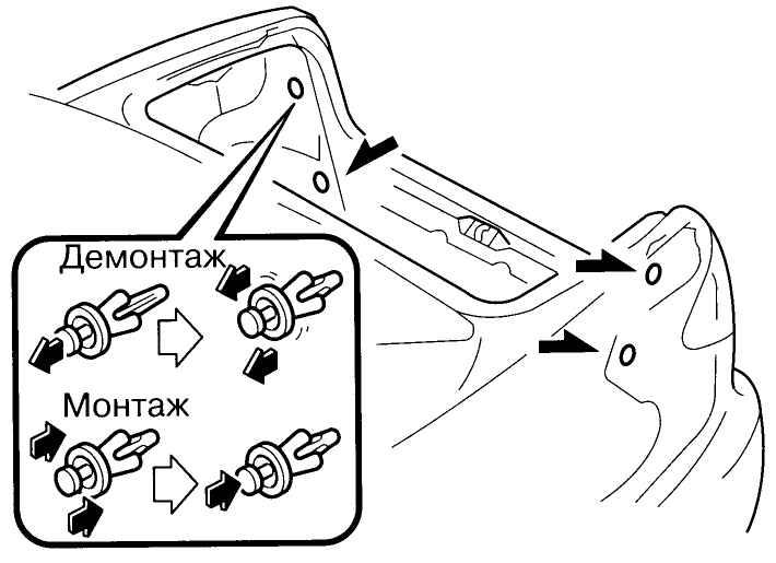 Замена лампы противотуманной фары skoda octavia a7