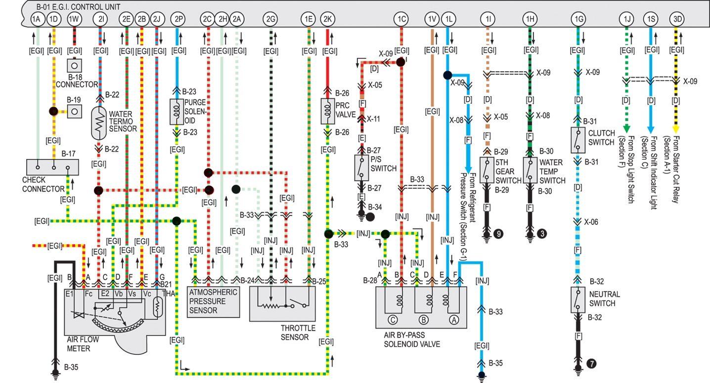 Мануалы электрических схем mazda 626 электросхема мазда 626 схема.