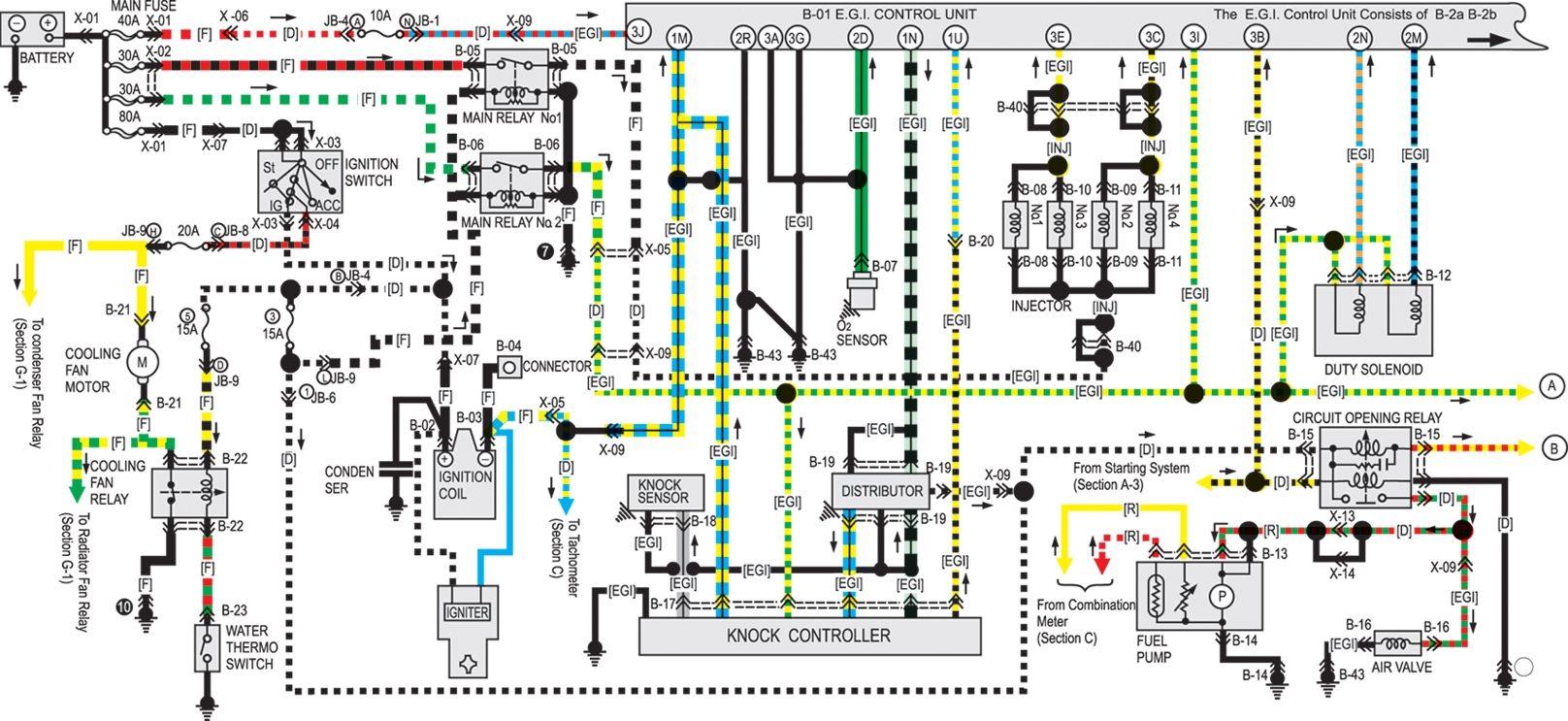 Автомобиль daewoo nexia характеристики неисправности и способы их устранения нексия схема электрическая соединения...