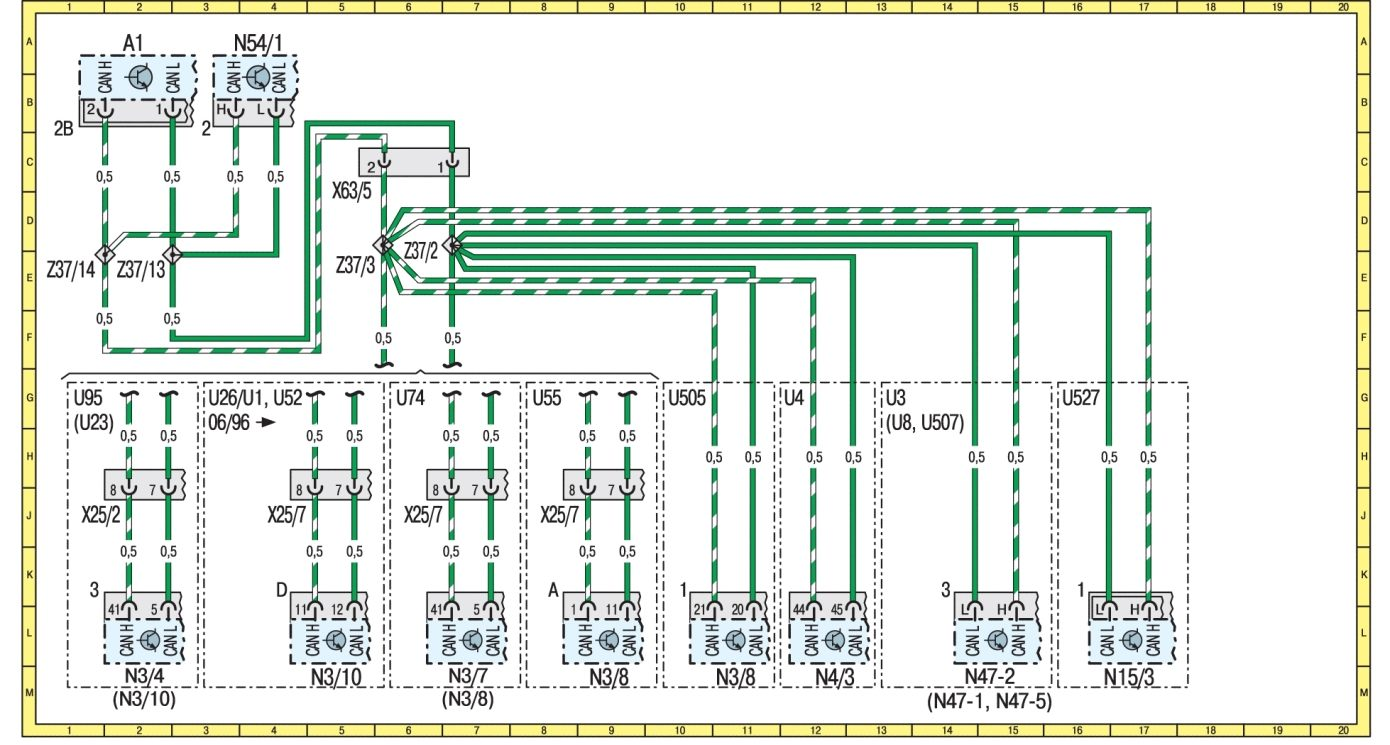 11 11 Система впрыска дизельного двигателя с рядным ТНВД EVE и электронной регулировкой двигатель 606 Схема 12 12...