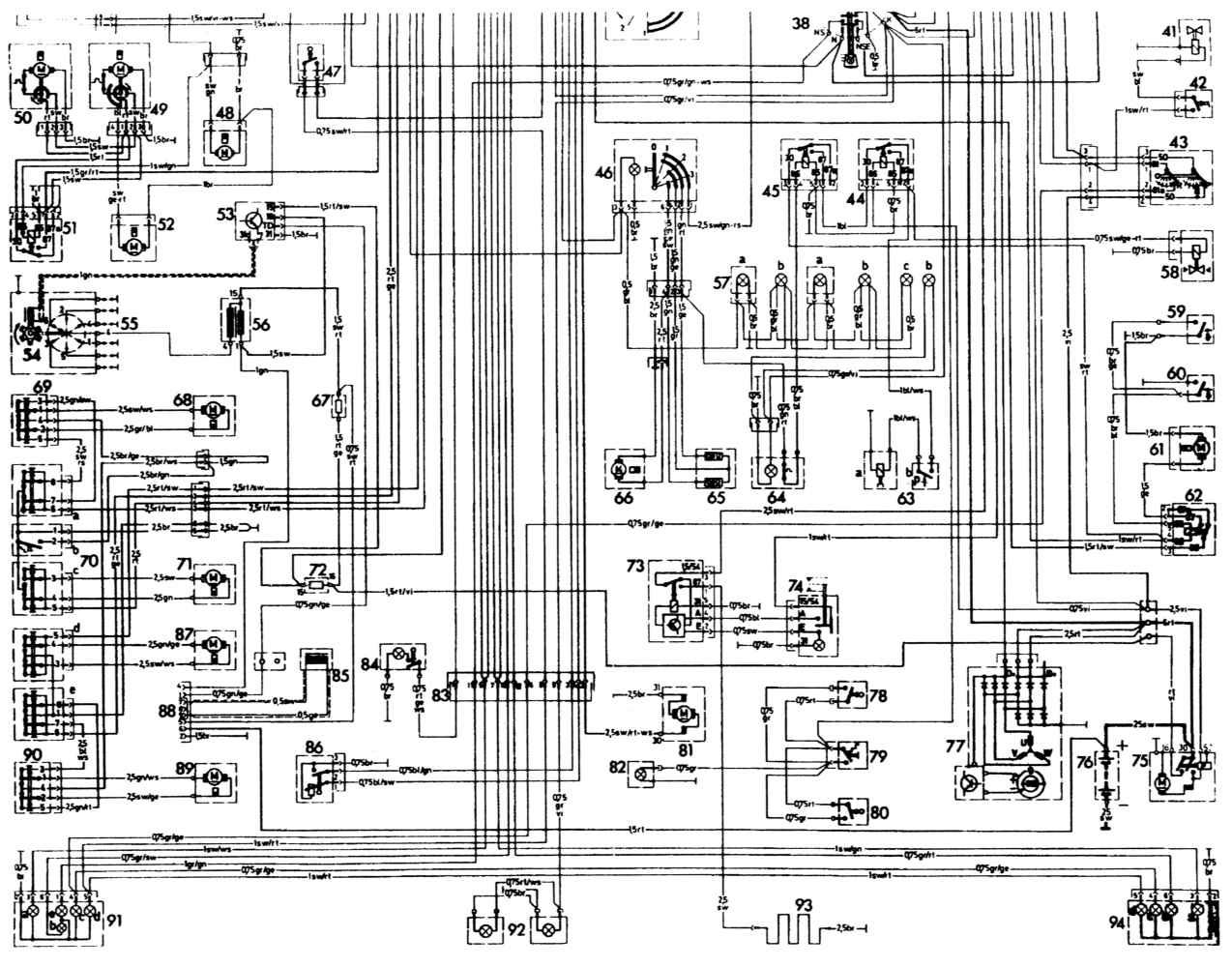принципиальная эл.схема хонда бензиновый генератор