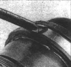11. Замена чехлов и переборка ШРУС Внутренний ШРУС и чехол Шариковый шарнир.
