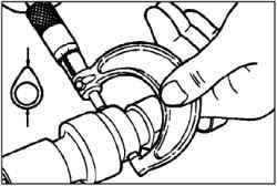 Блок цилиндров, коленчатый вал и маховик