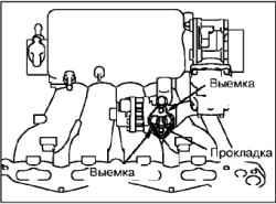 Система рециркуляции отработавших газов (EGR)