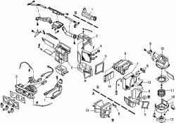 Система отопления, кондиционирования и вентиляции