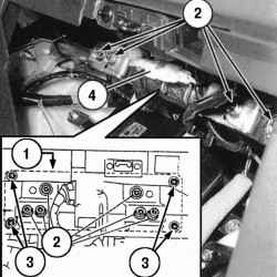 Блок подушки безопасности водителя
