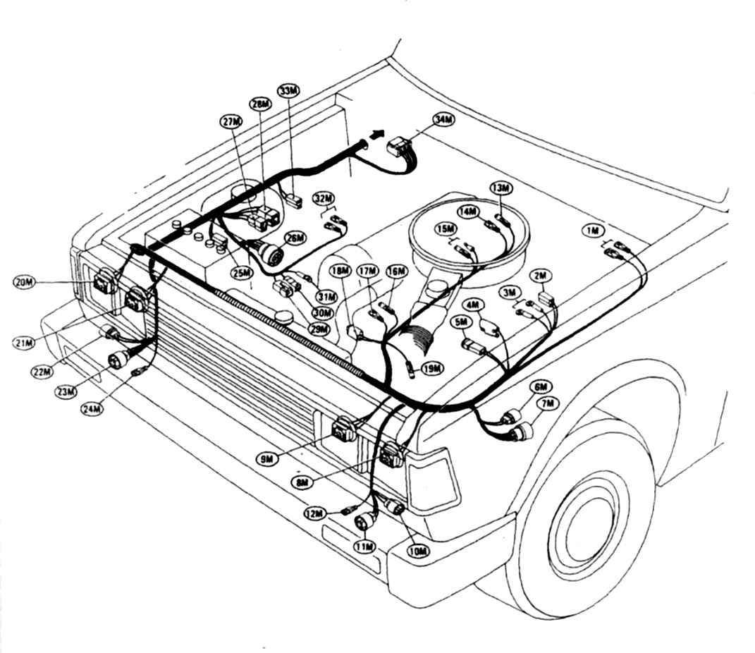 Принципиальная схема sony-kvx2553e