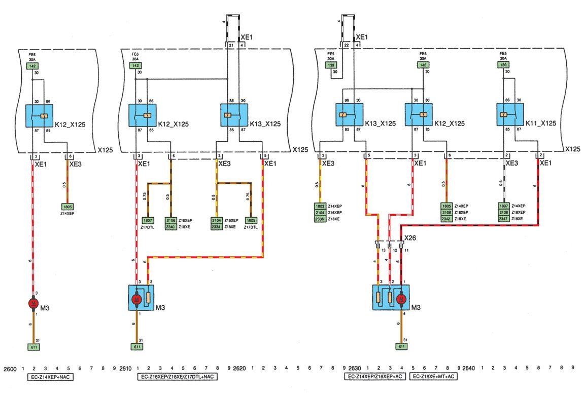 Схема циркуляции охлаждающей жидкости фото 737