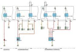 Система охлаждения двигателя (двигатели Z14XEP, Z16XEP, Z18XE и Z17DTL) Опель Астра Г.
