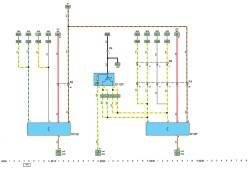 Схемы электрооборудования Опель Астра Г.