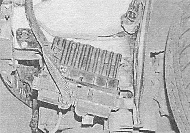 Снятие и установка выключателя