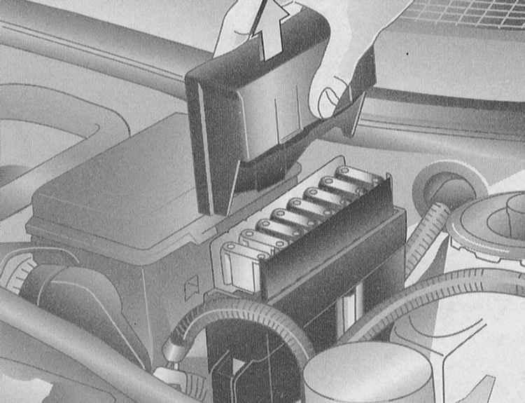 Навигатор по разборке Opel Astra Что внутри Опель Астра O.