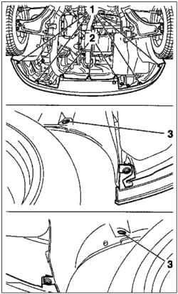 Замена радиатора (Z10XE, Z10XEP, с кондиционером)