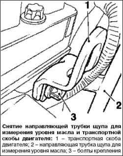 Замена масляного насоса (1,4 л)