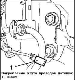 Снятие и установка передних тормозных шлангов