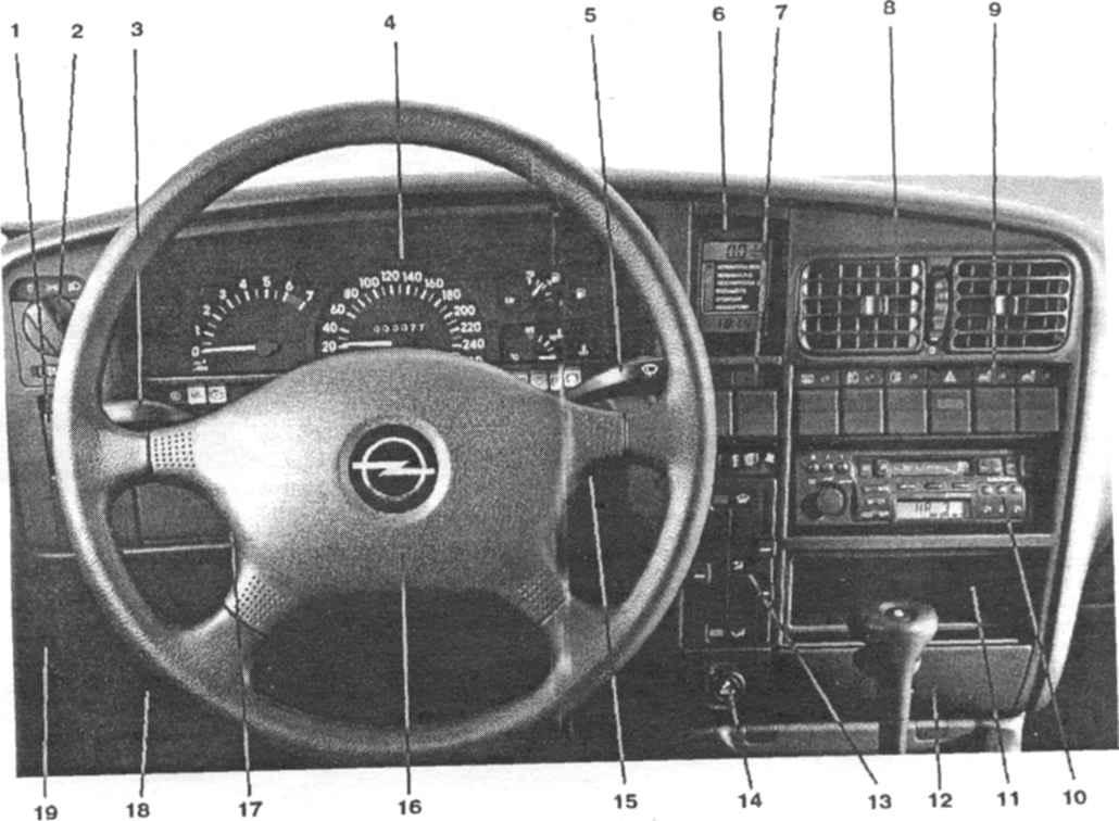 Инструкция Магнитола Saab 9-3
