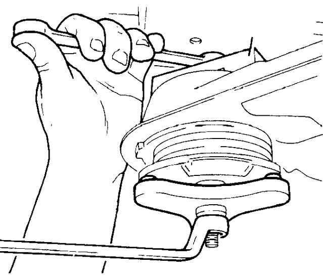 схема рулевой подвески опель омега б