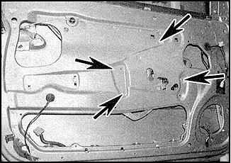механизм подъема стекла опель омега б