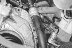 Замена рулевого механизма