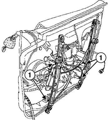 Renault megane 1 схемы