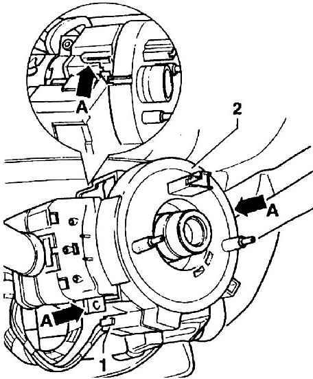 Использование стрелочного индикатора для измерения осевого люфта