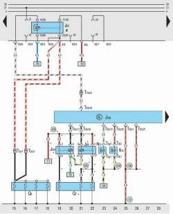 J360- реле 2свечей накаливания для обогрева охлаждающей жидкости.