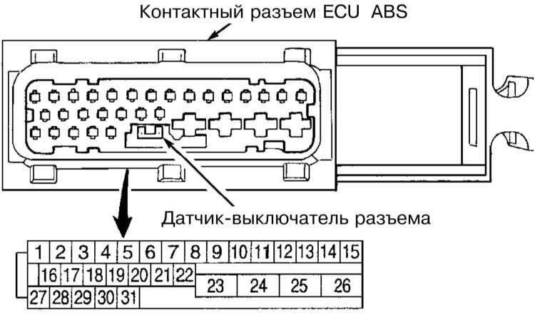 схема электропроводки ваз 2118.