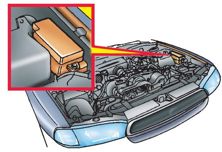 Subaru Legacy (с 1990 по 1998