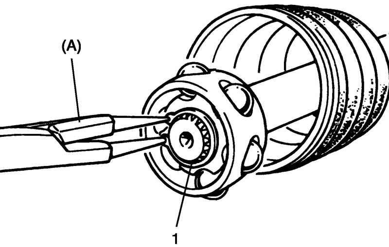 стопорное кольцо привода сузуки гранд витара