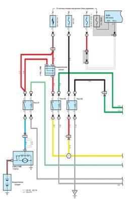 Кнопка запуска, иммобилайзер,звуковой сигнал (часть 1)