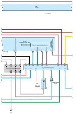 Кнопка запуска, иммобилайзер,звуковой сигнал (часть 6)
