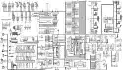 Схема 6. Электрооборудование автомобилей мод. 315195-023, 315195-123