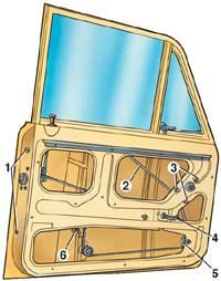 Собственно это больше сама схема подключения модуля трос стеклоподъемника ваз 2107 2105 Ознакомившись со схемой...