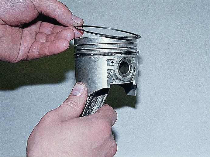 Ваз-2115 / двигатель / двигатель / шатуны