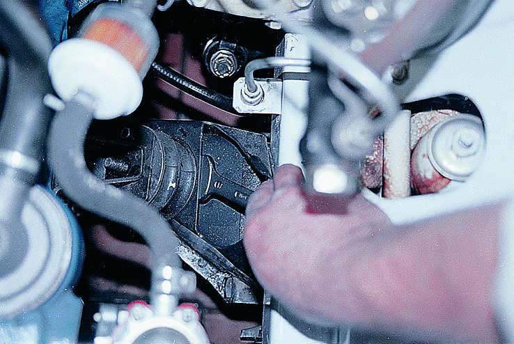 Замена подушек двигателя ваз 2114 своими руками фото