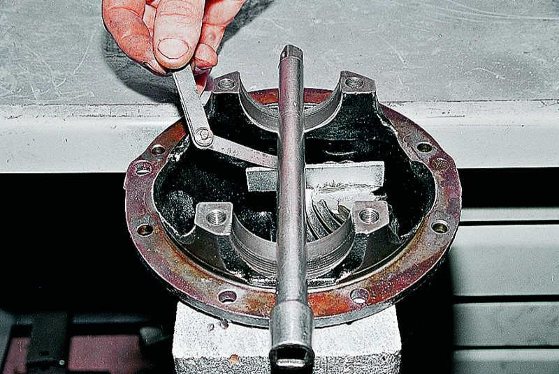 Регулировка редуктора ваз в домашних условиях