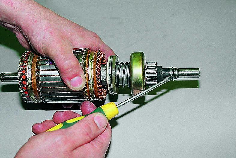Ваз 2106 ремонт стартер