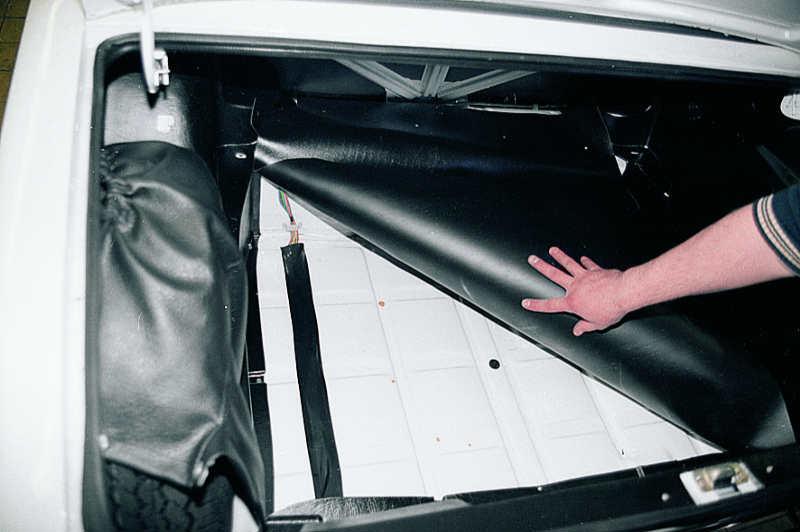 Багажник своими руками на ваз 2106 60
