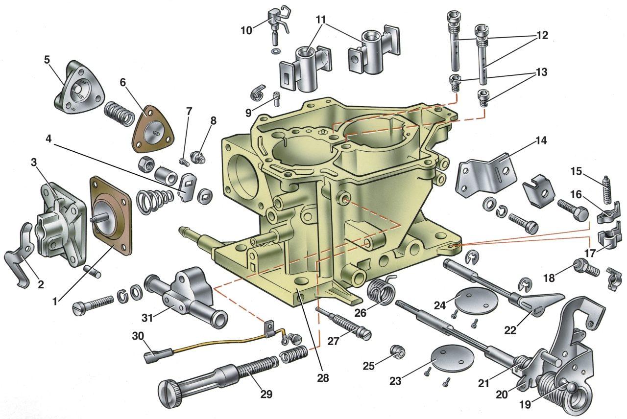 Схема карбюратора 21053 20 фото 732