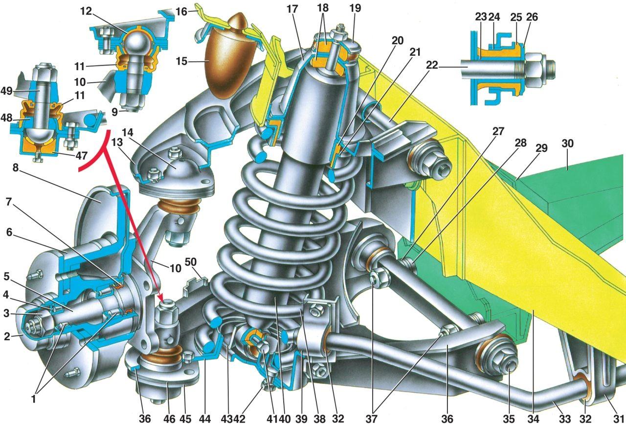 Схема принципиальная электрическя сварочного конвертора.