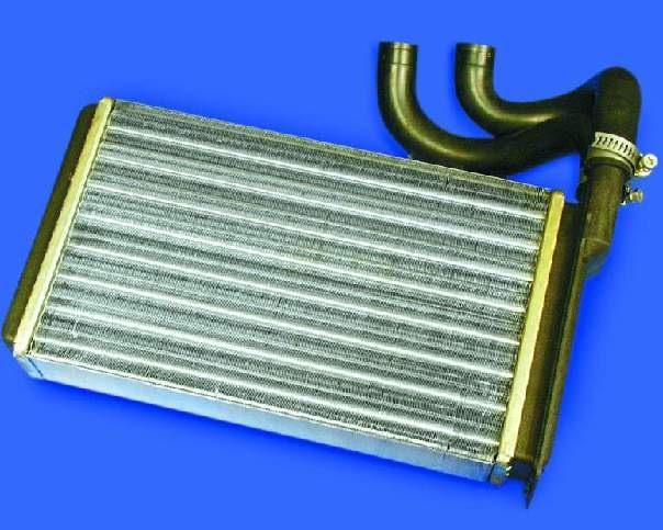 Радиатор отопителя ВАЗ 2108.