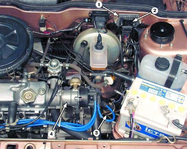 Ниже представлено подробное видео руководство по проверке системы зажигания автомобилей ВАЗ 2108, ВАЗ 2109, ВАЗ 21099.