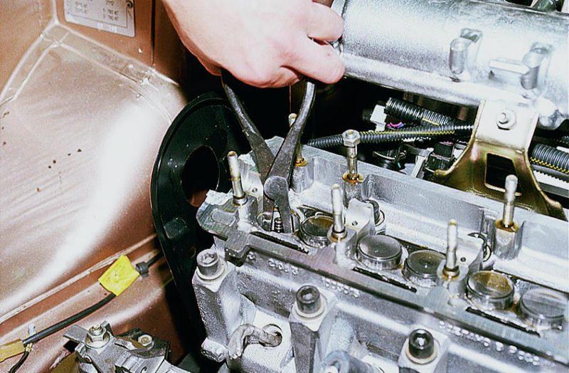 Фото №14 - замена форсунок ВАЗ 2110 8 клапанов