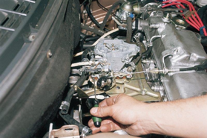Как сделать диагностику двигателя если он не заводится