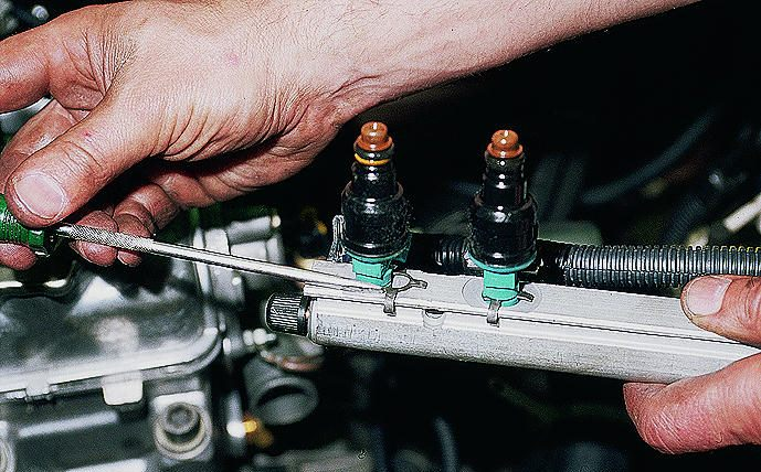 Фото №15 - диагностика двигателя ВАЗ 2110 инжектор своими руками