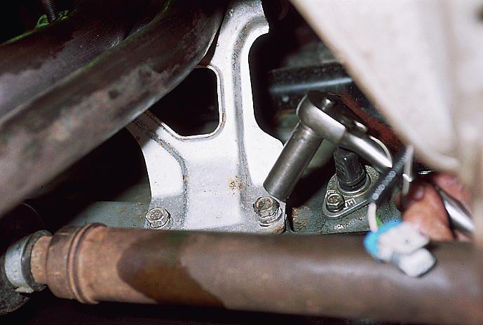 Ваз 2112 крепления двигателя