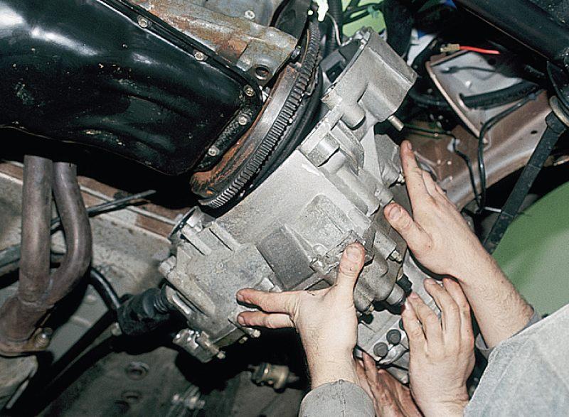 Когда же коробка передач ВАЗ 2110 требует вмешательства автомастера.  Как правило, существует ряд дефектов...
