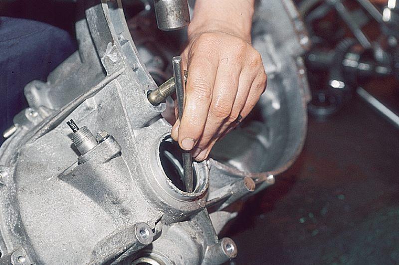 ремонт карданчика переключения передач ваз 2111 #8