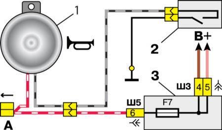 Структурная схема одночастотный импульсный передатчик